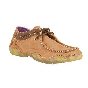 Ariat 10015365 Rock Springs Casual Leather Shoes